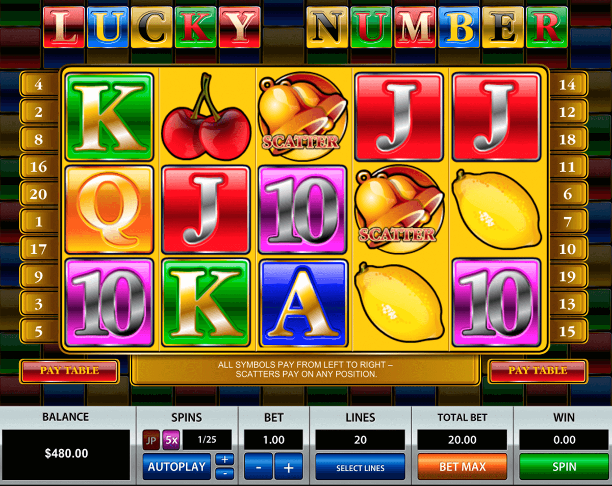lucky number pragmatic jogo casino online