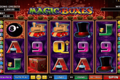 magic boxes microgaming jogo casino online