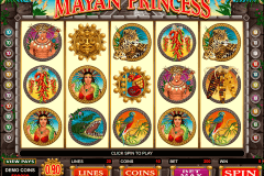 mayan princess microgaming jogo casino online