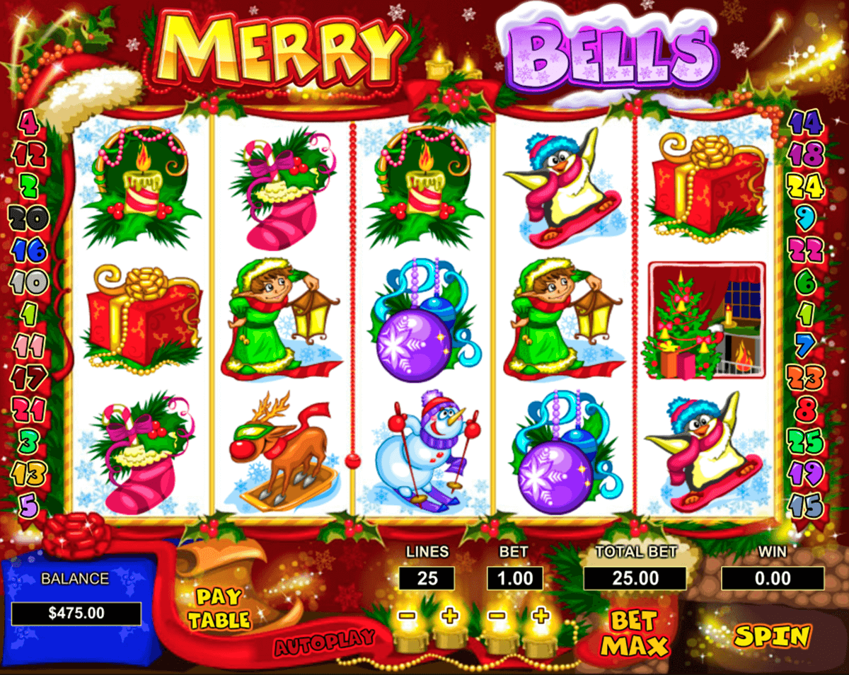 merry bells pragmatic jogo casino online