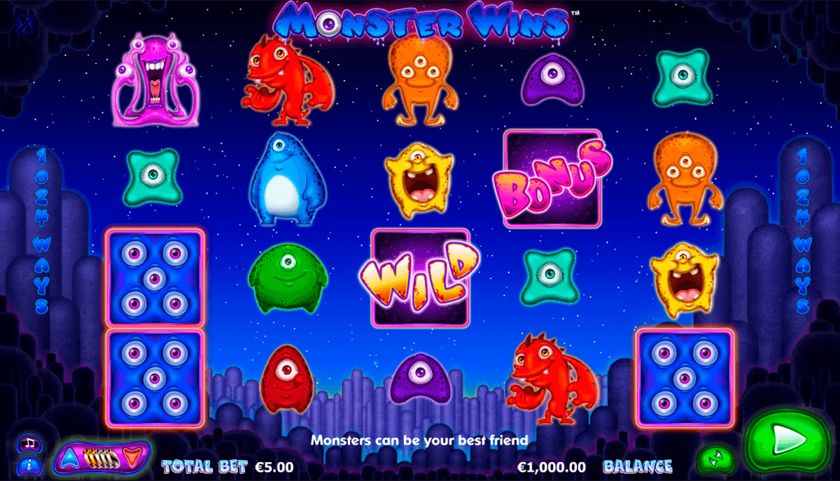 monster wins nextgen gaming jogo casino online