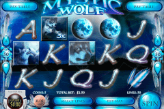 mystic wolf rival jogo casino online