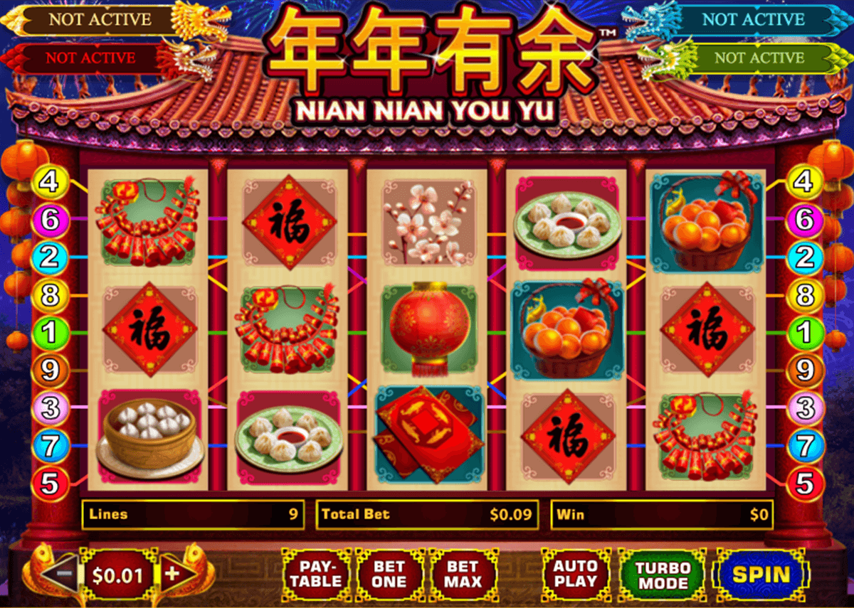 nian nian you yu playtech jogo casino online