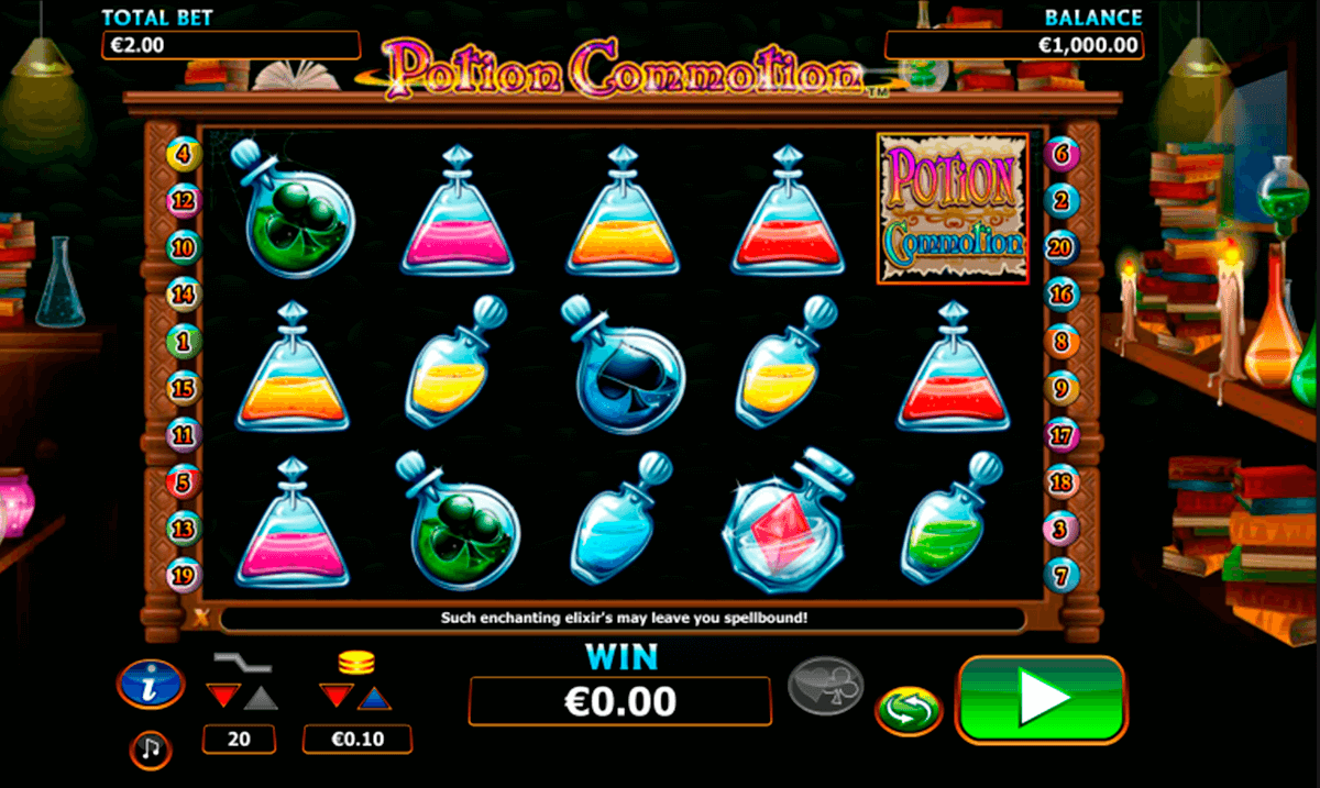 potion commotion nextgen gaming jogo casino online