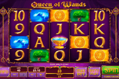 queen of wands playtech jogo casino online