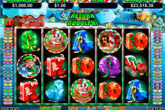 return of the rudolph rtg jogo casino online
