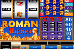roman riches microgaming jogo casino online