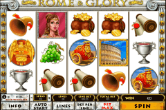 rome and glory playtech jogo casino online