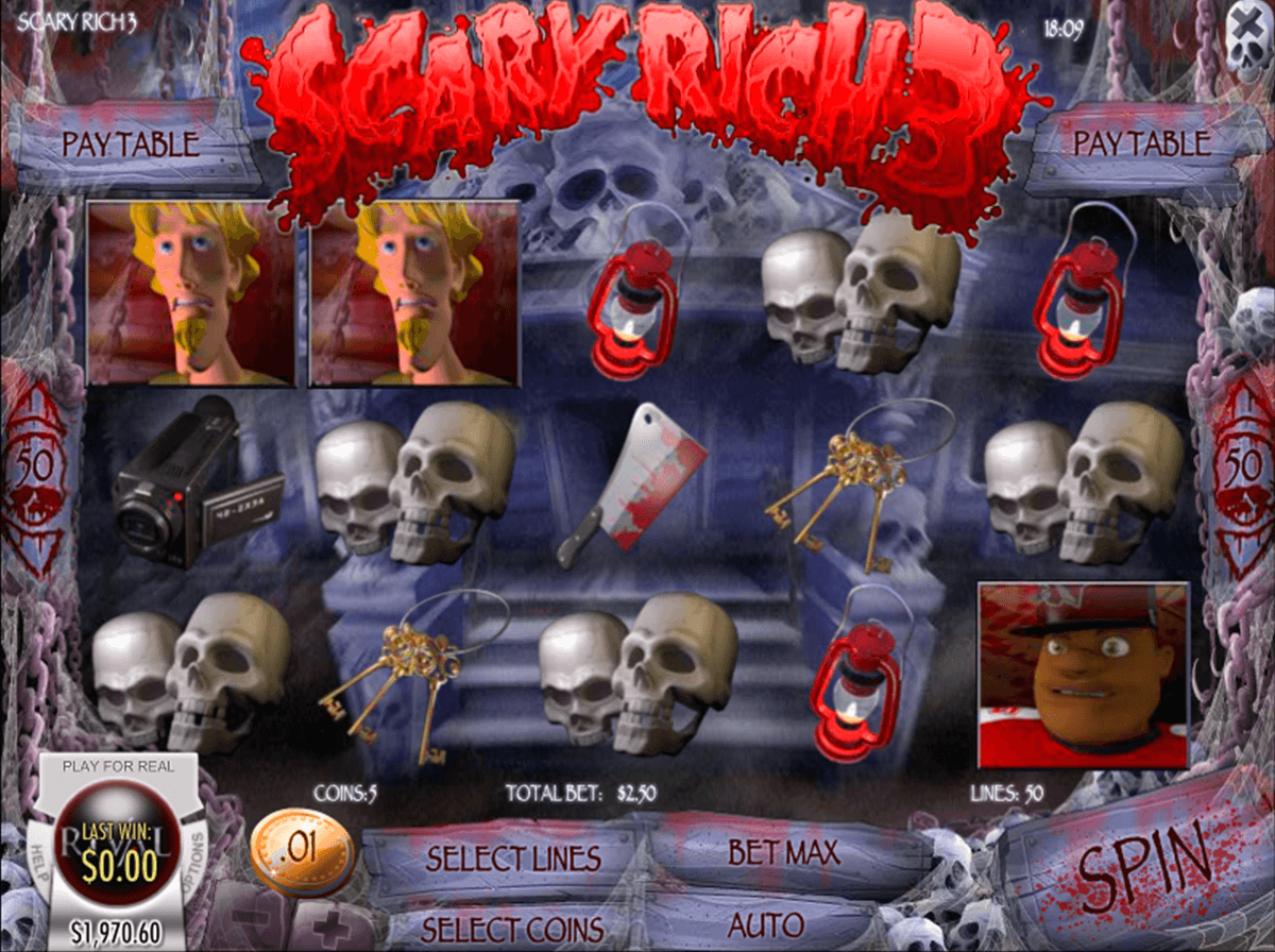 scary rich 3 rival jogo casino online