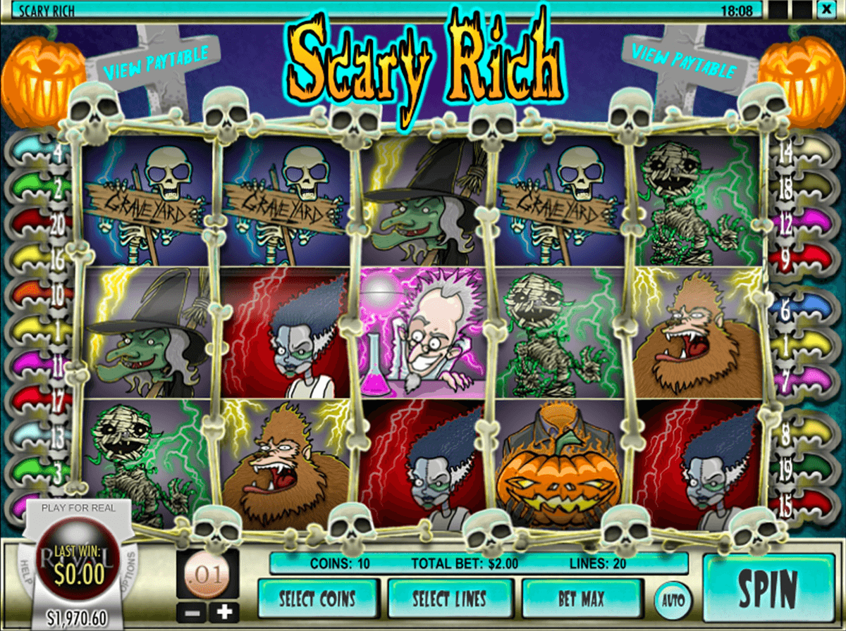 scary rich rival jogo casino online