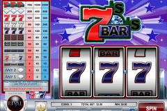 sevens and bars rival jogo casino online