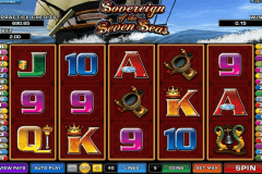 sovereign of the seven seas microgaming jogo casino online