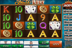 streak of luck playtech jogo casino online