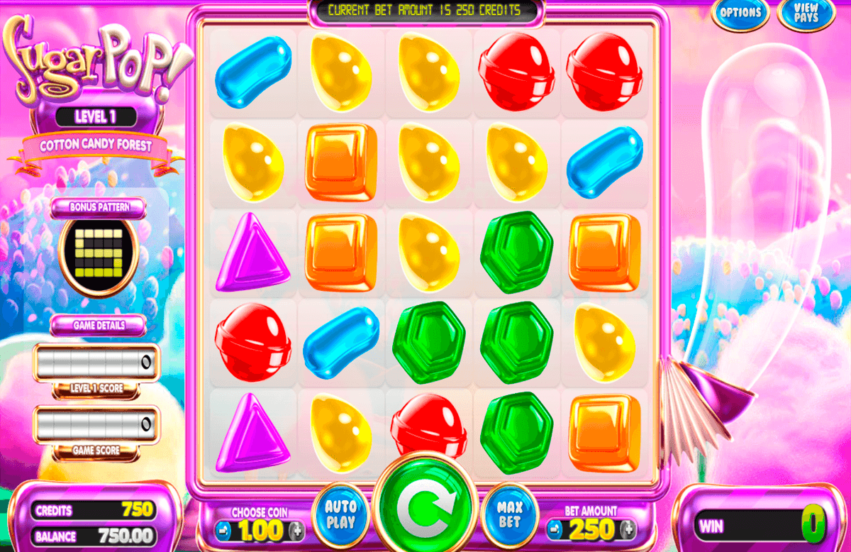 sugar pop betsoft jogo casino online