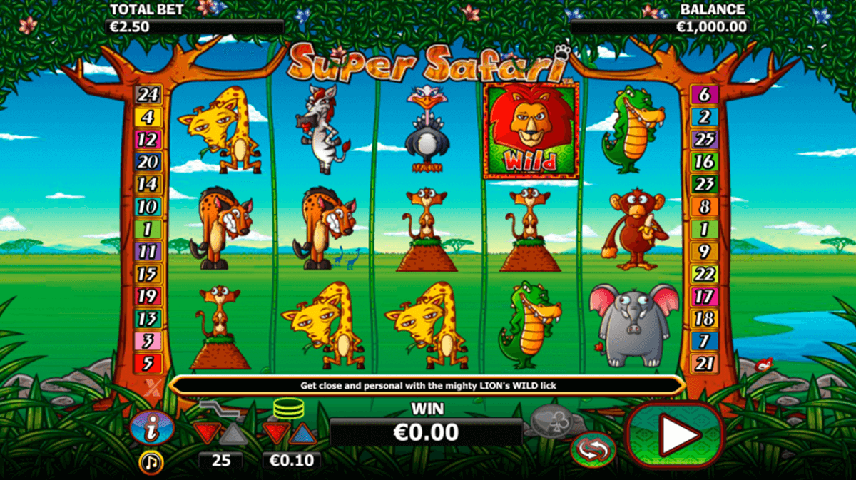 super safari nextgen gaming jogo casino online