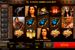 the mummy playtech jogo casino online