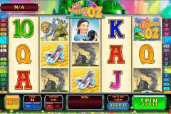 the winnings of oz playtech jogo casino online