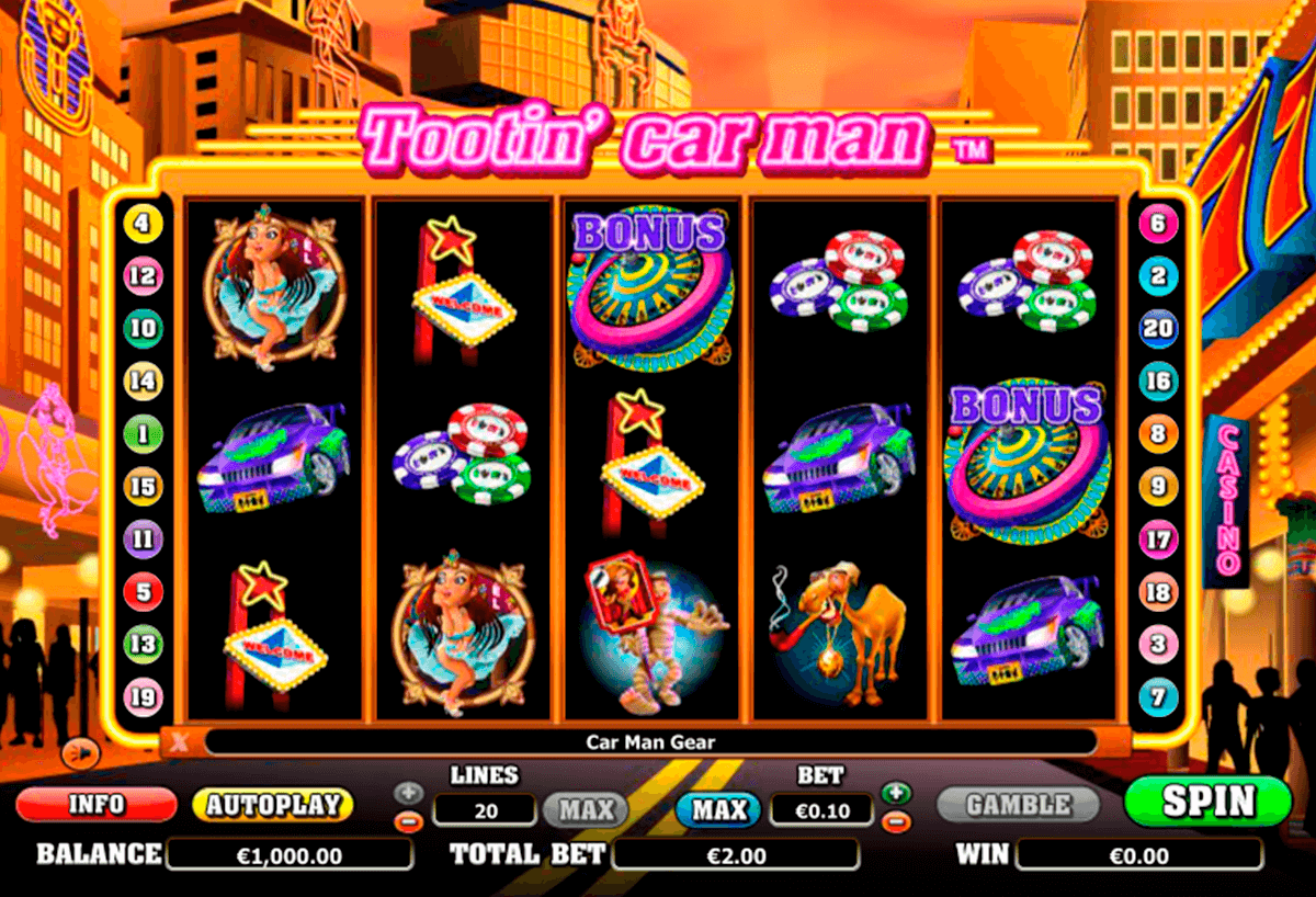 tootin car man nextgen gaming jogo casino online