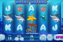 wacky waters playtech jogo casino online