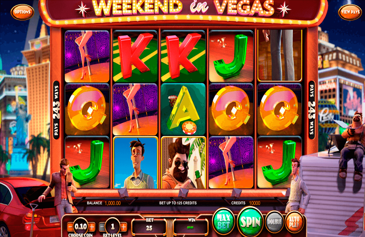 weekend in vegas betsoft jogo casino online
