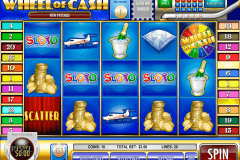 wheel of cash rival jogo casino online