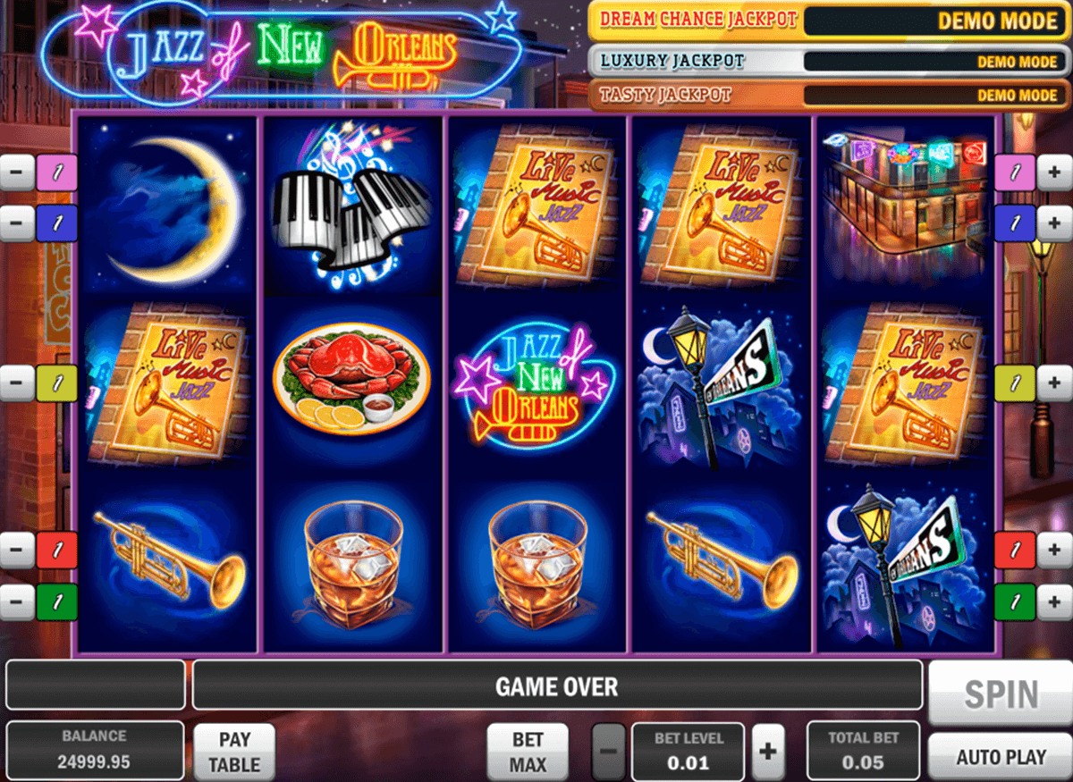 jazz of new orleans playn go jogo casino online