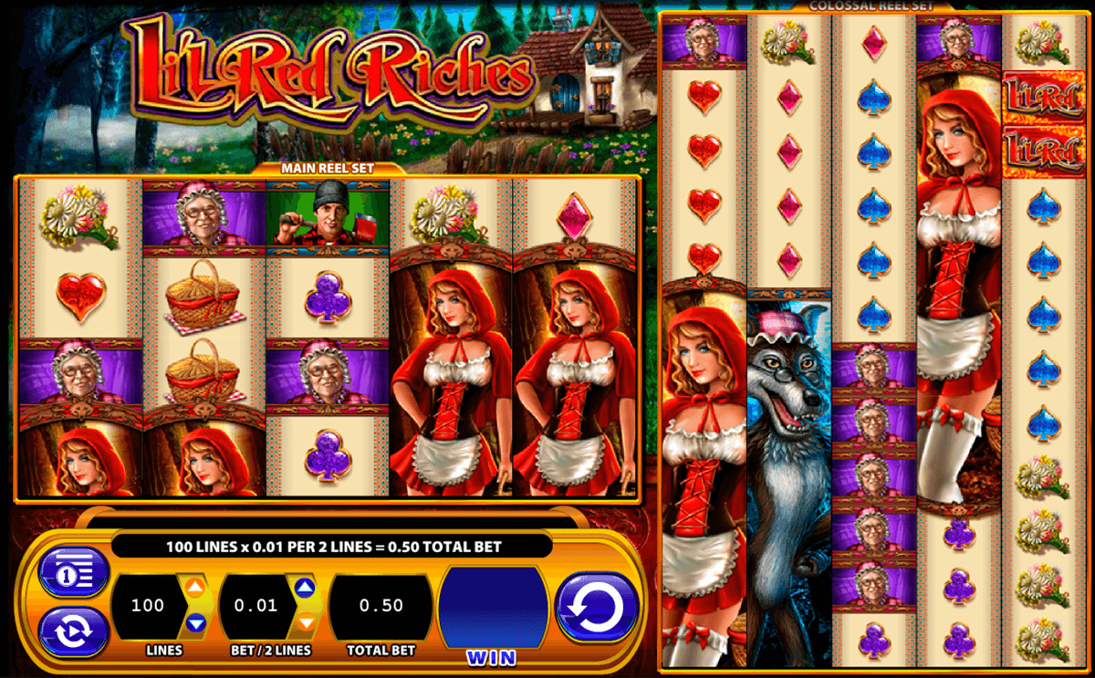 lil red riches wms jogo casino online