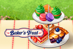 logo bakers treat playn go caça niquel