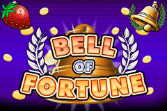 logo bell of fortune playn go caça niquel