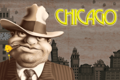 logo chicago novomatic caça niquel