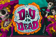 logo day of the dead igt caça niquel