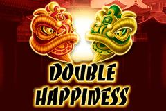 logo double happiness aristocrat caça niquel