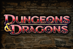 logo dungeons and dragons igt caça niquel