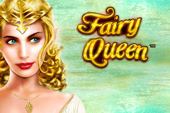 logo fairy queen novomatic caça niquel