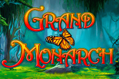 logo grand monarch igt caça niquel
