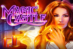 logo magic castle igt caça niquel
