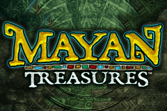 logo mayan treasures bally caça niquel