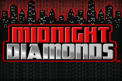 logo midnight diamonds bally caça niquel
