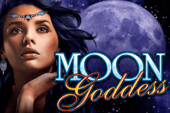 logo moon goddess bally caça niquel