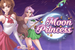 logo moon princess playn go caça niquel