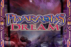 logo pharaohs dream bally caça niquel