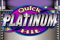 logo quick hit platinum bally caça niquel