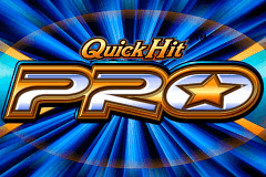 logo quick hit pro bally caça niquel