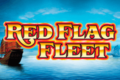 logo red flag fleet wms caça niquel