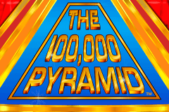 logo the 100000 pyramid igt caça niquel