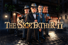 logo the slotfather ii betsoft caça niquel