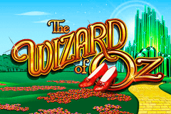logo the wizard of oz wms caça niquel
