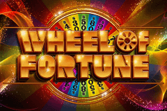 logo wheel of fortune igt caça niquel