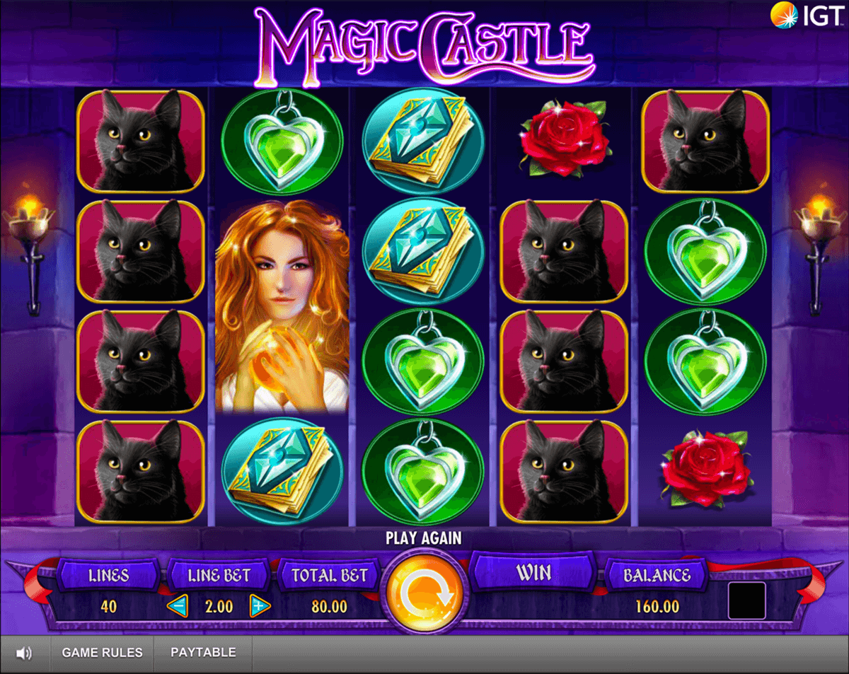 magic castle igt jogo casino online