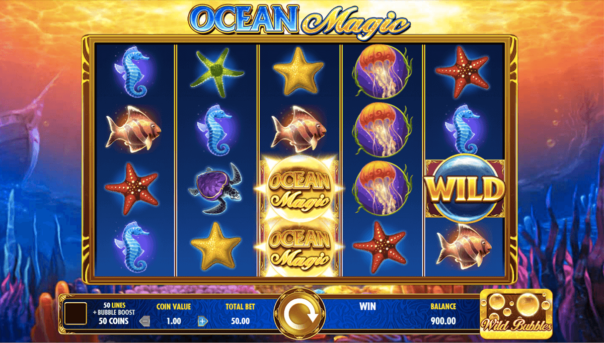 ocean magic igt jogo casino online